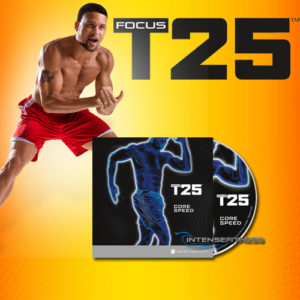 Focus T25 Core Speed DVD