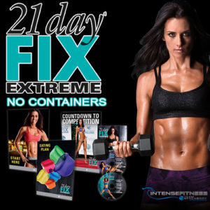 21 Day Fix EXTREME (No Containers Package)