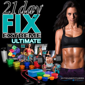 21 Day Fix EXTREME Ultimate