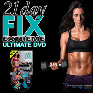 21 Day Fix EXTREME Ultimate DVD