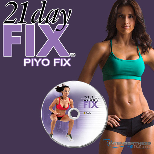 21 Day Fix Plyo Fix DVD