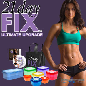 21 Day Fix Ultimate Upgrade