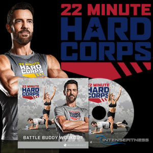 22 Minute Hard Corps Battle Buddy DVD