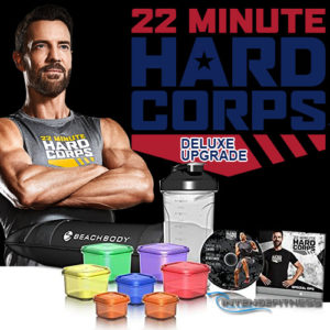 22 Minute Hard Corps Deluxe Upgrade