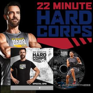22 Minute Hard Corps SpecOps DVD