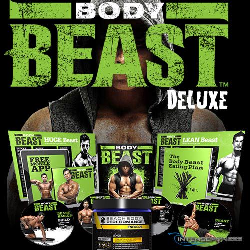 Body Beast Deluxe Energize