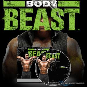 Body Beast Lucky 7 DVD