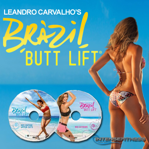 Brazil Butt Lift Deluxe DVDs