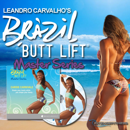 Brazil Butt Lift Master Series Cardio Carnivale Workout