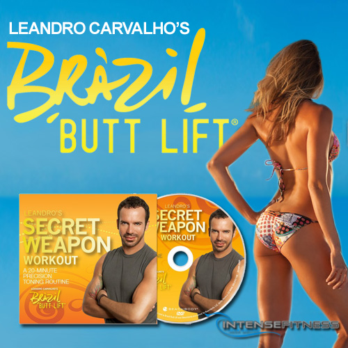 Brazil Butt Lift Leandros Secret Weapon Workout