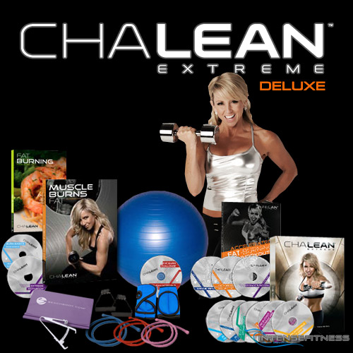 chalean extreme deluxe with chalene johnson from beachbody rh intensefitnessworkouts com ChaLEAN Extreme Deluxe ChaLEAN Extreme Workout