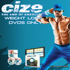 Cize Weight Loss Series DVDs Only