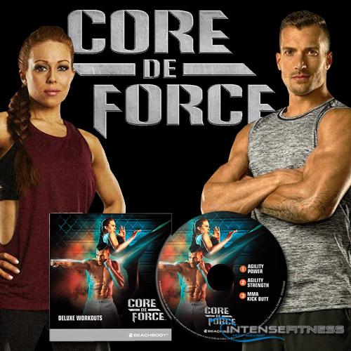 CORE DE FORCE Deluxe DVDs Only