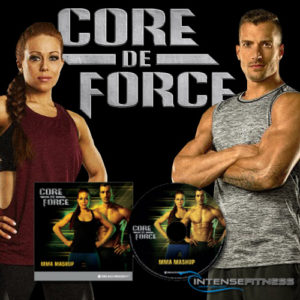 CORE DE FORCE MMA Mashup