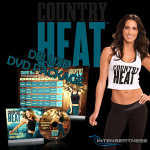 Country Heat Deluxe DVD Package