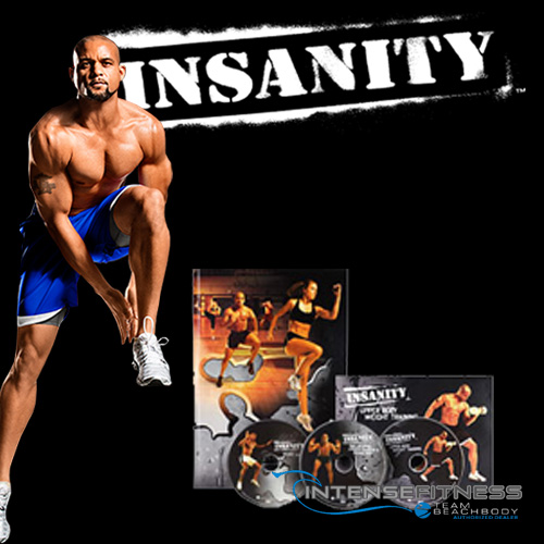 INSANITY Deluxe Workouts