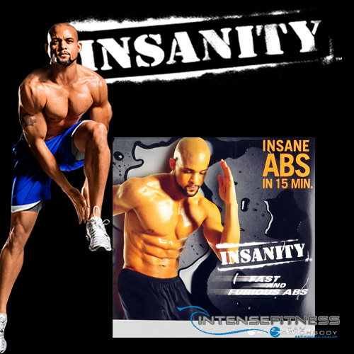 INSANITY Fast and Furious Abs DVD