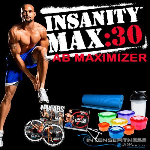 INSANITY MAX:30 Ab Maximizer