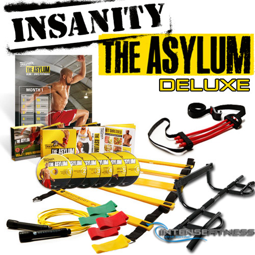 INSANITY: THE ASYLUM Deluxe