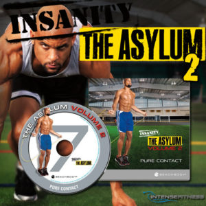 INSANITY: The Asylum Vol 2 Pure Contact DVD