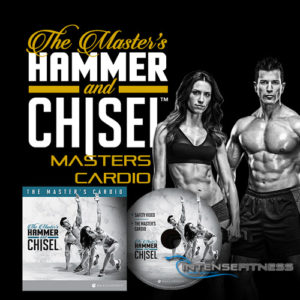 The Masters Cardio DVD
