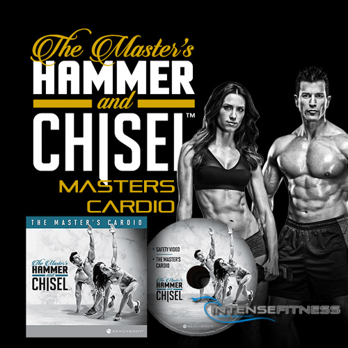 Fitness Beach Dvd: The Masters Cardio DVD With Sagi Kalev And Autumn
