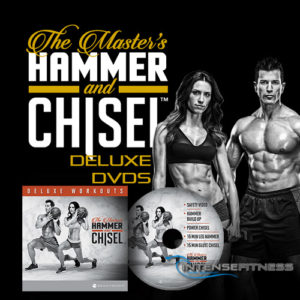 The Masters Hammer and Chisel Deluxe DVDs Only