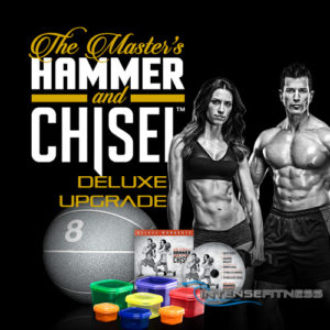 The Masters Hammer and Chisel Deluxe Upgrade