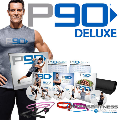 P90 Deluxe with Tony Horton from Beachbody