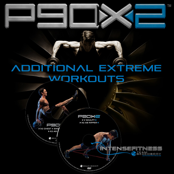 P90X2 Additional Extreme Workouts