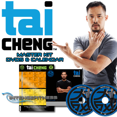 Tai Cheng Master Kit DVDs with Calendar