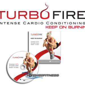 TurboFire Keep on Burnin DVD