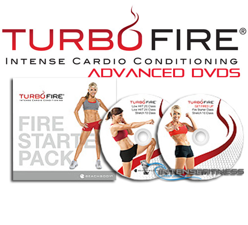 TurboFire Fire Starter Pack