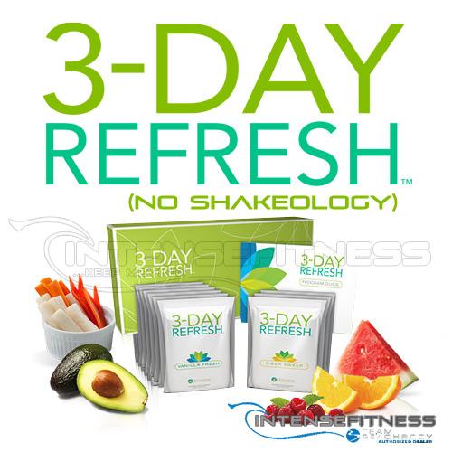 3 Day Refresh without Shakeology