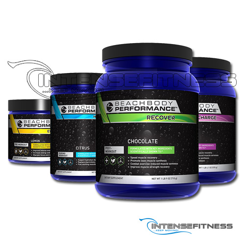 Beachbody Advanced Performance Stack