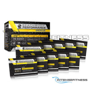 Beachbody Performance Energize (10 Single Serving Packets)