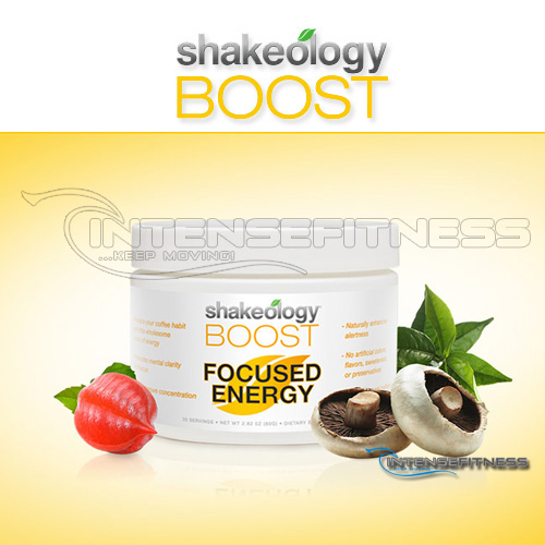 Shakeology Boost: Focused Energy