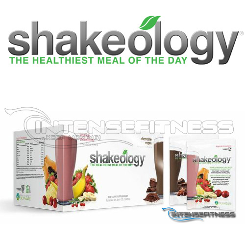 Shakeology Vegan Taste Sampler